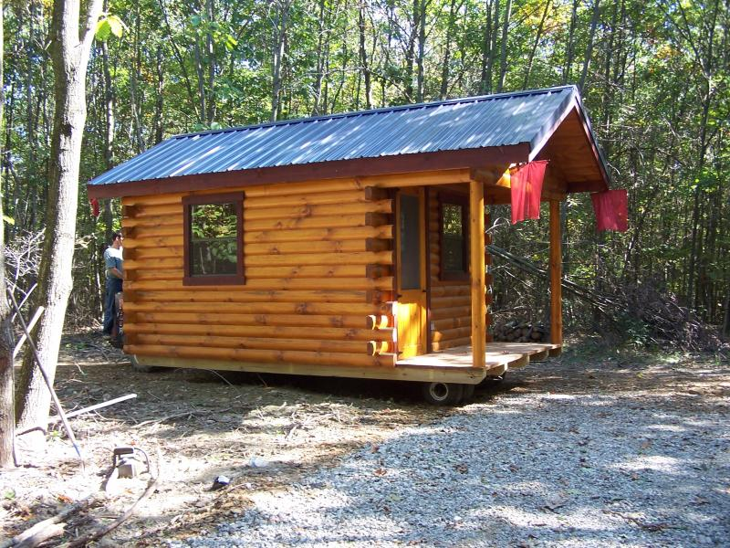 Trophy Amish Cabins, LLC - SPECIAL PROMOTION10\' X 16\' (160 sq/ft ...