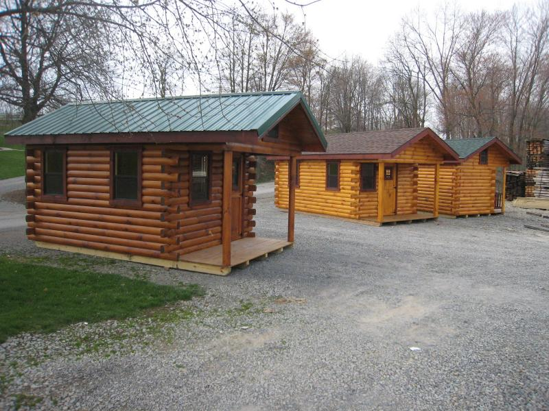 Trophy Amish Cabins LLC SPECIAL PROMOTION10 X 16 160 sqft
