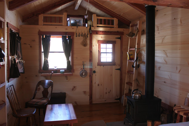 Inside of a 12x20 cabin joy studio design gallery best for 20x30 cabin ideas