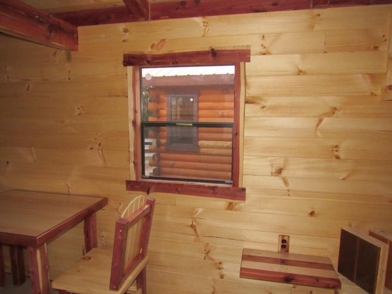 Trophy Amish Cabins Llc 12 X 32 Escapeescape Style