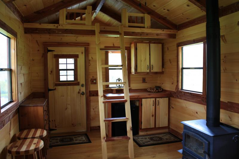Trophy Amish Cabins Llc Interiors