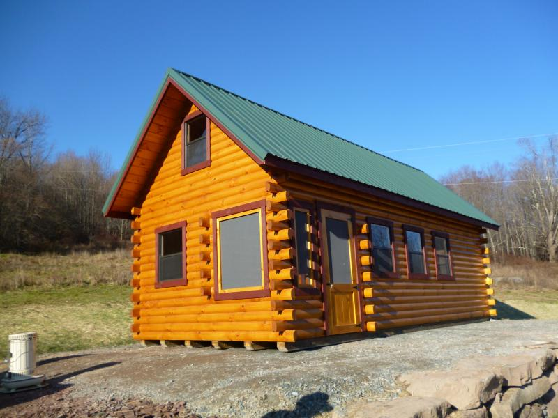 Amish Built Homes In Pa : Trophy amish cabins llc xtreme cottage s f