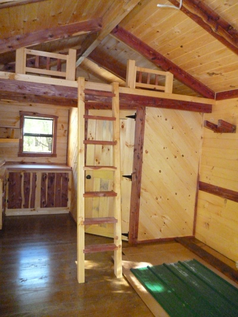 Trophy Amish Cabins Llc 12 X 32 Lodge