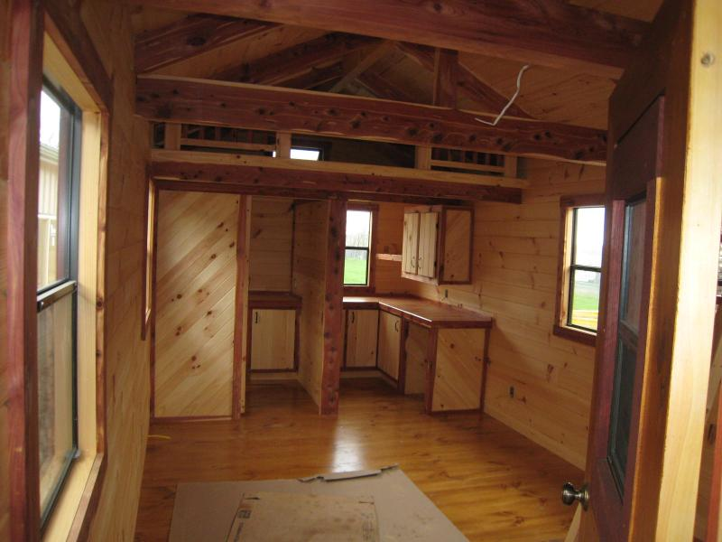 cottage cabin on 16x40 cabin floor plans with loft
